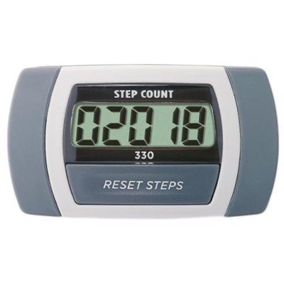 Sport Supply Group 1237832 Sportline 330 Electronic Pedometer