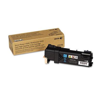Xerox 106R01594 Original Cyan High Capacity Toner Cartridge