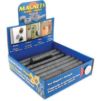 Master Magnetics MDCD10CR75 Ceramic Disc & Ring Magnets