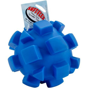 Hueter Toledo Inc. The Bumpy Ball Dog Toy 7 Inch