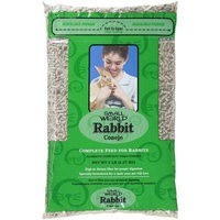 Small World: Complete Feed For Rabbits Rabbit, 5 lb