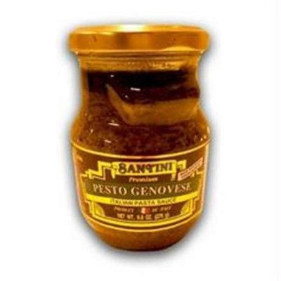 Santini B23933 Santini Green Pesto Sauce -6x9. 6oz