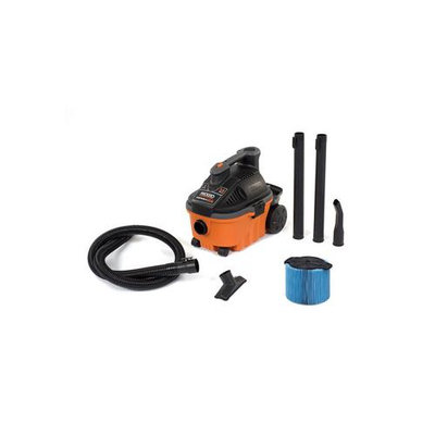 Ridgid 31653 4-Gallon Portable Wet/Dry Vac