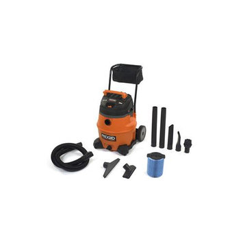 Ridgid 31693 16 Gallon High Performance Wet/Dry Vac With Cart