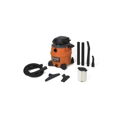 Ridgid 40108 N/A 16 Gallon Wet/Dry Vac With Detachable Blower WD1680