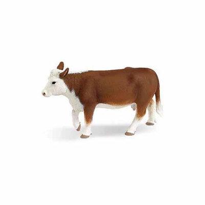 Safari Ltd. 160029 SF HEREFORD COW Pack of 6