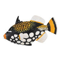 Safari 259329 Clown Triggerfish Animal Figure Pack of 3