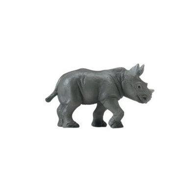 Safari 270329 White Rhino Baby Animal Figure Pack of 12