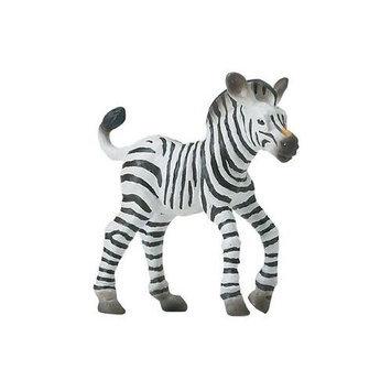 Safari 271829 Zebra Baby Animal Figure Pack of 12