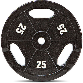 Impex Inc. Marcy 25 lb. ECO Standard Grip Plate - Pack of 2