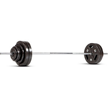 Impex Marcy Eco Iron 160 lb. Weight Set (B5W160)