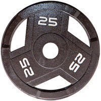 Impex Inc. Marcy Classic 25 lb. ECO Olympic Grip Plate - Pack of 2