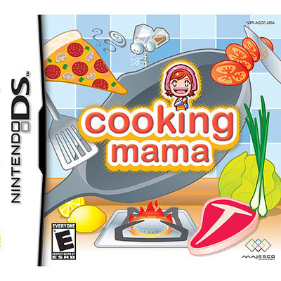 Majesco Games Ndsmaj01480 Majesco 01480 Cooking Mama Ds