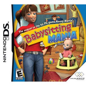 Babysitting Mania - Nintendo DS