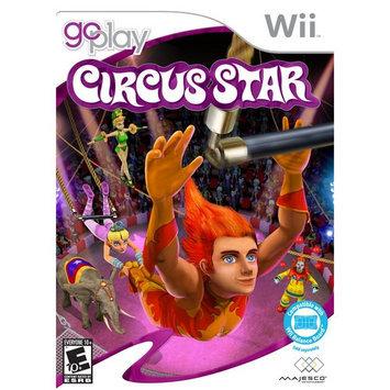 Majesco Entertainment Go Play Circus Star Wii Game MAJESCO