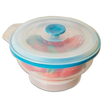 Collapse-It Small 2 Cup Round Bowl- Freezer to Oven Container
