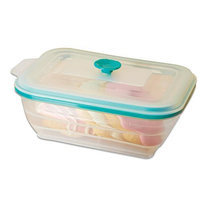Collapse-It 2 Cup Rectangular Bowl- Freezer to Oven Container