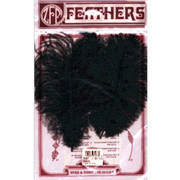 Zucker Feather Products B802-W Ostrich Feathers