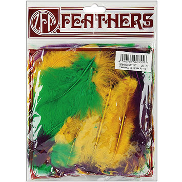 Zucker B704-AP Marabou Feathers .25 Ounces