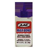 Aae Cavalier 4808 Aae Max Bond Glue 2Oz