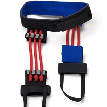 Lifeline USA R4 Vertical Jumper with Two 40 lb Resistance Cables