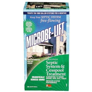 Ecological Laboratories: 32Oz Septic Cleaner
