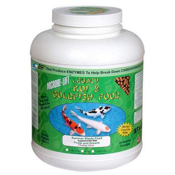 Eco Labs MLLFGLG Microbe Lift Fruits and Greens Fish Food, 6-Pound
