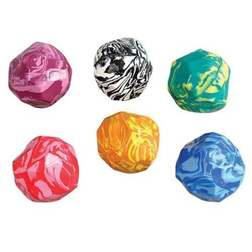 Bouncyballs.com 1 Dozen 49mm Rock Bouncy Bouncy Ball