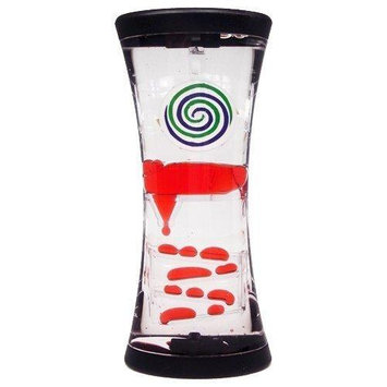 Rhode Island Novelty 1 Wheel Timer - Hypno Liquid Motion Timer Toy