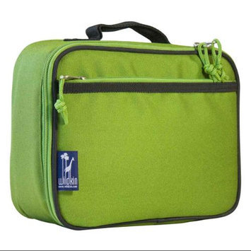 Wildkin Solid Colors Fern Lunch Box in Green