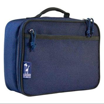 Wildkin Navy Blue Lunch Box