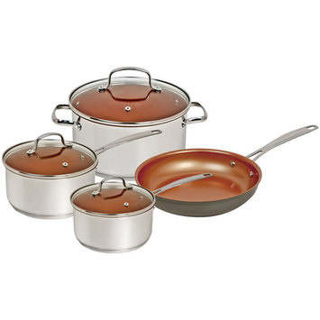 Nuwave 7-pc. Hard-Anodized Nonstick Cookware Set