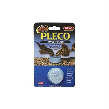 Zoo Med Laboratories - Pleco Banquet Block .45 Ounce