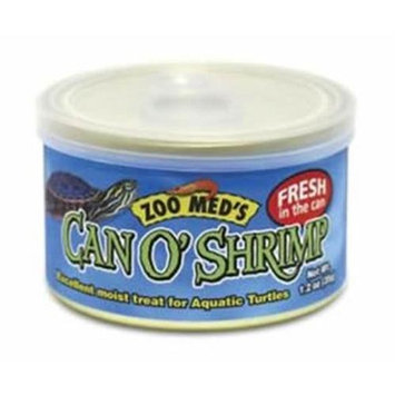 Zoo Med Labs 85040045 Zoo Med Can O Shrimp 1.2oz