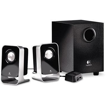 Logitech LS21 2.1 Multimedia Stereo Speaker System