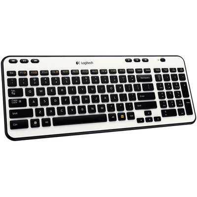 Logitech Wireless Keyboard K360 - Ivory - 920