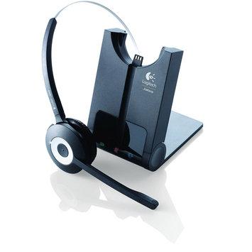 Logitech BH940 Wireless Mono Dect Headset, Standard Version