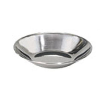 Focus Foodservice SMW-515 Stainless steel pinch dishes - set of 6 - Pack of 6
