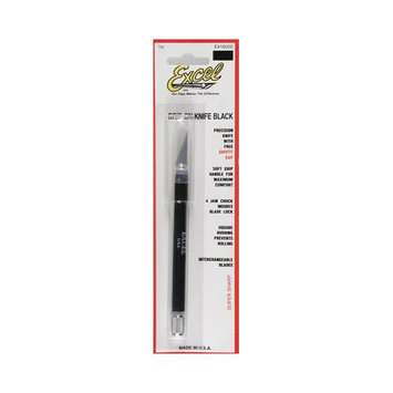 Excel 16018 K18 Grip-on knife w/cap
