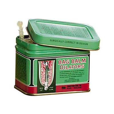 Dairy Association Vermont S Original,Llc Bag Balm Dilators