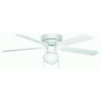 Concord Fans - 42HUG4WH-YG6 - Hugger - 42 Ceiling Fan