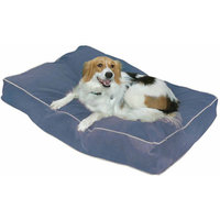 Happy Hounds Buster Pillow Dog Bed X-Small Denim