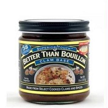 Better Than Bouillon Clam Base - 8 oz