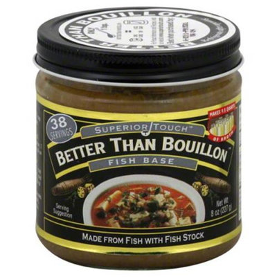 Better Than Bouillon Base Fish -Pack of 6