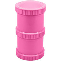 Dandelion Re-Play Double Snack Stack - Pink