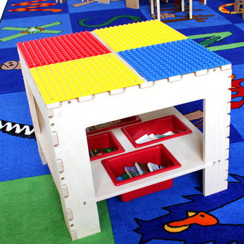 Anatex BBA0503 Building Block Activity Table