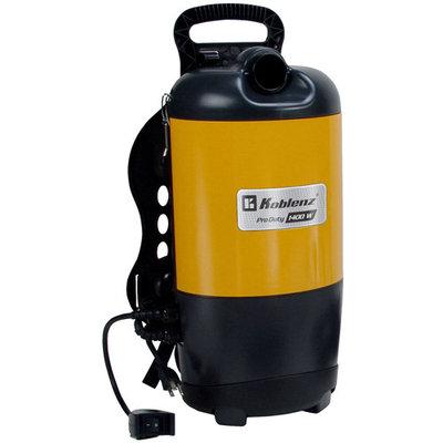 Thorne Electic Bp-1400 Backpack Vacuum 00-1186-6