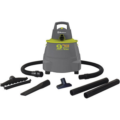 Koblenz Wd-9k Wet/dry Vacuum Cleaner With 9-gallon Tank