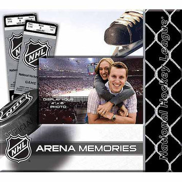 That's My Ticket Ticket and Photo Scrapbook, NHL