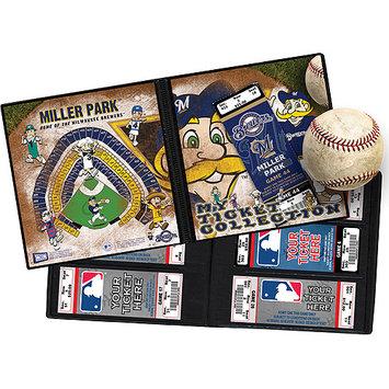 That's My Ticket MLB Mascot Ticket Album 8-1/4